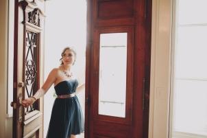 interior bridesmaid front door